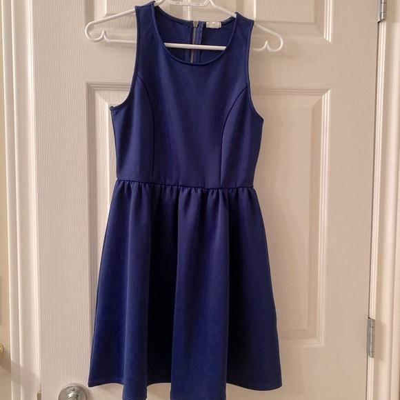 GUC Mini fit and flare dress